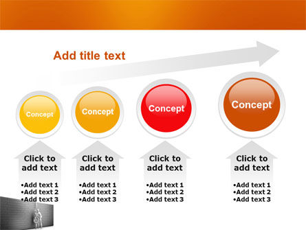Helping To Escape PowerPoint Template Slide 13