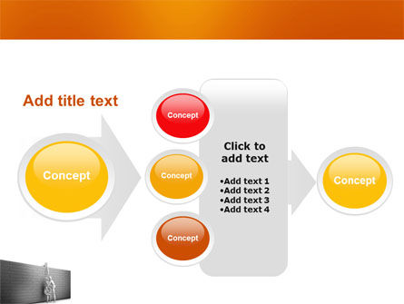 Helping To Escape PowerPoint Template Slide 17