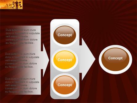 Feeling Free PowerPoint Template Slide 11