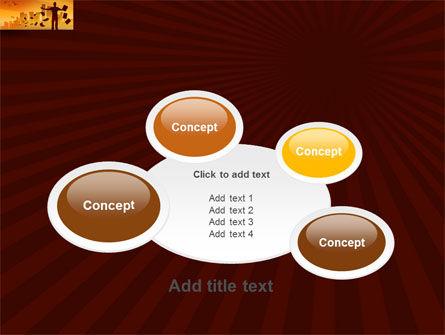 Feeling Free PowerPoint Template Slide 16
