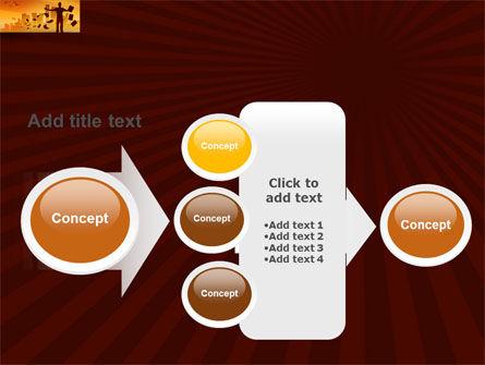 Feeling Free PowerPoint Template Slide 17