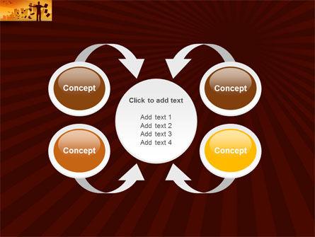 Feeling Free PowerPoint Template Slide 6