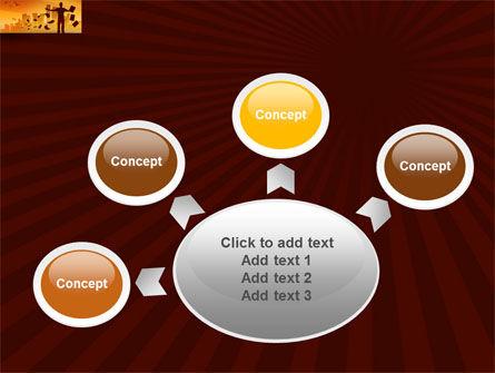 Feeling Free PowerPoint Template Slide 7