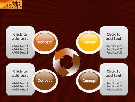 Feeling Free PowerPoint Template Slide 9