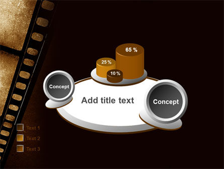 Movie Strip PowerPoint Template Slide 16