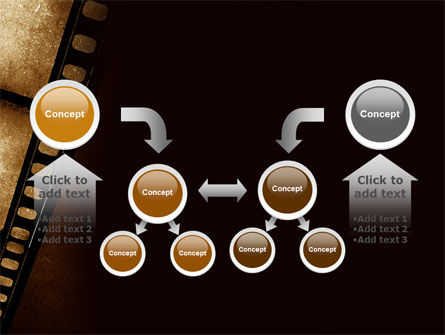 Movie Strip PowerPoint Template Slide 19