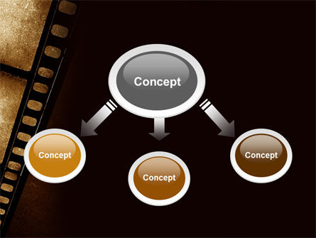 Movie Strip PowerPoint Template Slide 4