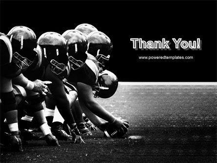 American Football Dallas Cowboys PowerPoint Template Slide 20
