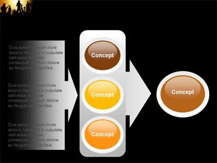 Ensemble PowerPoint Template Slide 11