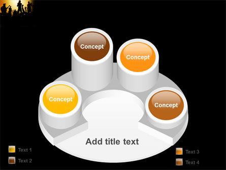 Ensemble PowerPoint Template Slide 12