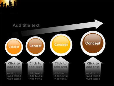 Ensemble PowerPoint Template Slide 13