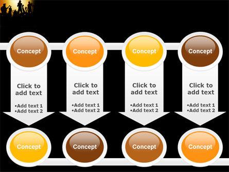 Ensemble PowerPoint Template Slide 18