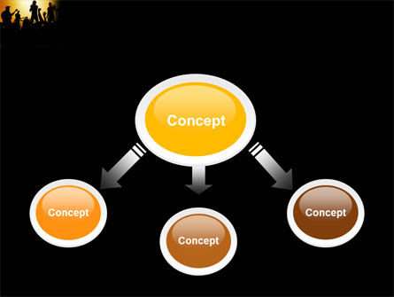 Ensemble PowerPoint Template, Slide 4, 03657, Careers/Industry — PoweredTemplate.com