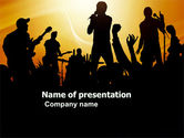 Ensemble PowerPoint Template#1