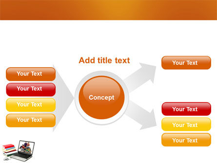 Computer Study PowerPoint Template Slide 14
