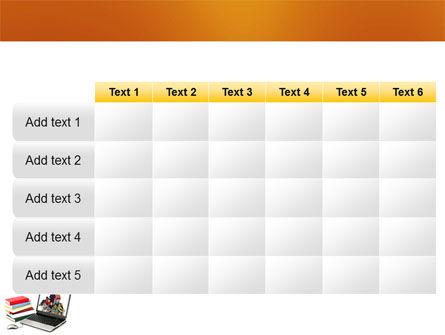 Computer Study PowerPoint Template Slide 15