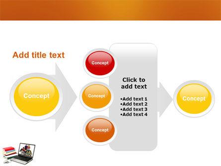 Computer Study PowerPoint Template Slide 17