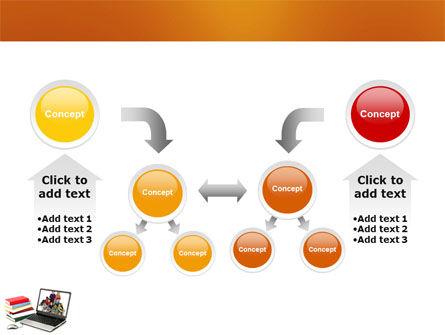 Computer Study PowerPoint Template Slide 19