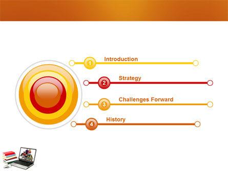 Computer Study PowerPoint Template Slide 3