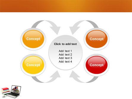 Computer Study PowerPoint Template Slide 6