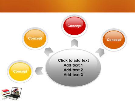 Computer Study PowerPoint Template Slide 7