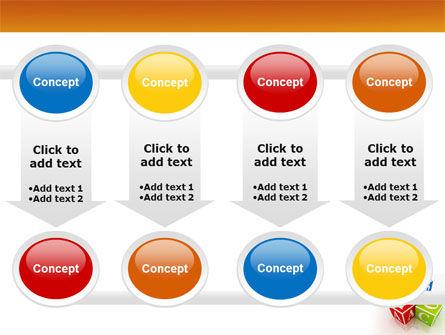 ABC Bricks PowerPoint Template Slide 18