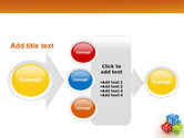 ABC Bricks PowerPoint Template#17