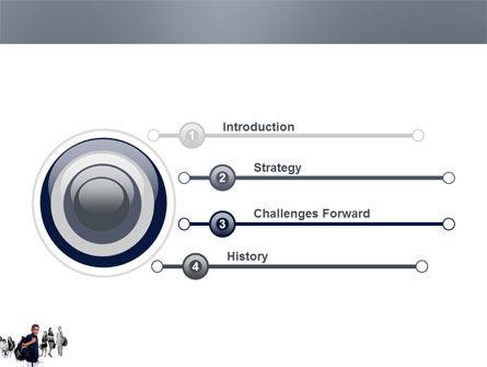 Secondary Schoolboy PowerPoint Template, Slide 3, 03662, People — PoweredTemplate.com