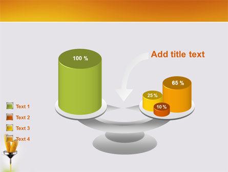 Corn Oil PowerPoint Template Slide 10