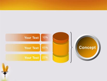 Corn Oil PowerPoint Template Slide 11
