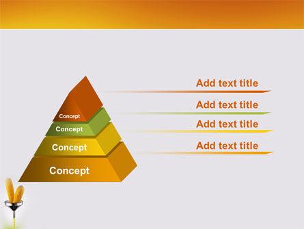 Corn Oil PowerPoint Template Slide 12