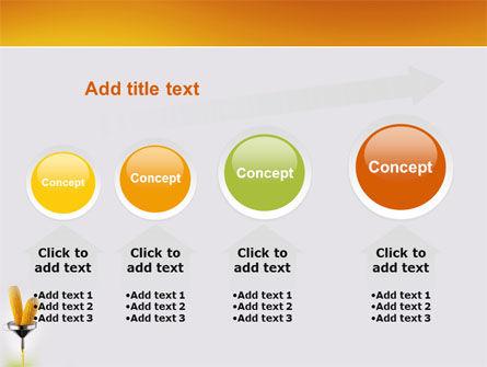 Corn Oil PowerPoint Template Slide 13