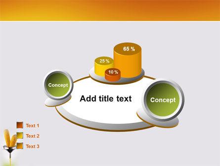 Corn Oil PowerPoint Template Slide 16