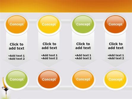 Corn Oil PowerPoint Template Slide 18