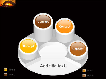 Spikelets PowerPoint Template Slide 12
