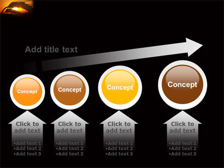 Spikelets PowerPoint Template Slide 13