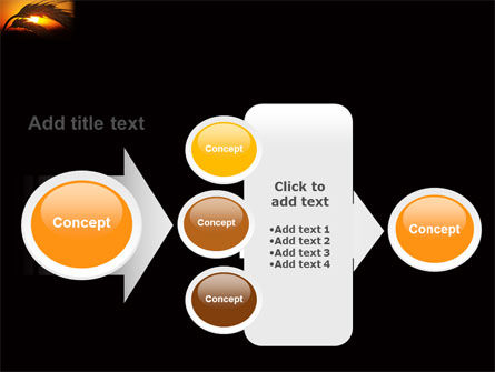 Spikelets PowerPoint Template Slide 17