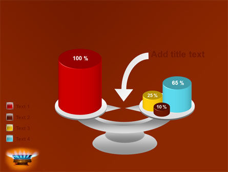 Gas Stove PowerPoint Template Slide 10