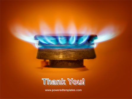 Gas Stove PowerPoint Template Slide 20
