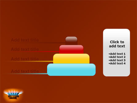 Gas Stove PowerPoint Template Slide 8