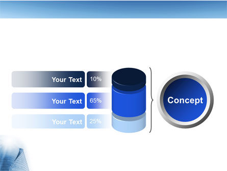 Office Center PowerPoint Template Slide 11