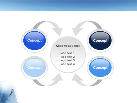 Office Center PowerPoint Template Slide 6