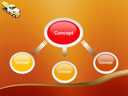 Concrete Mixer PowerPoint Template Slide 4