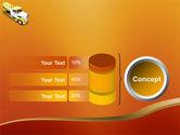 Concrete Mixer PowerPoint Template#11