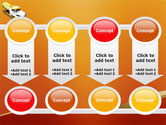 Concrete Mixer PowerPoint Template#18