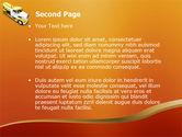 Concrete Mixer PowerPoint Template#2