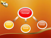 Concrete Mixer PowerPoint Template#4