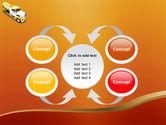 Concrete Mixer PowerPoint Template#6