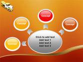 Concrete Mixer PowerPoint Template#7