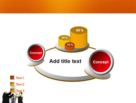 Global Partnership PowerPoint Template Slide 16